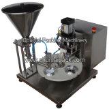 Halb automatische Drehcup-Plombe und Dichtungs-Maschine