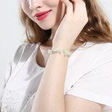 De populaire Armband van de Verkoop van de Buitenlandse Handel van de Armband van het Kristal van Vrouwen
