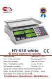 Digitas que pesam a escala do preço com o teclado 30kg do aço inoxidável