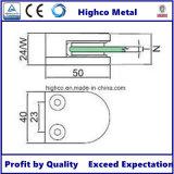 D-Form-Glasschelle (6-8mm) GlasRailling Handlauf-Balustrade