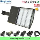 옥외 IP66 Dimmable Photocell 150W Roadway Area LED Street Light