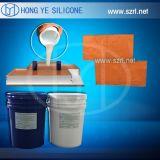 Caoutchouc Silicone RTV Platinum Rured pour le moulage de béton