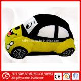 新しいデザインプラシ天赤ん坊の学習のための柔らかい車のおもちゃ