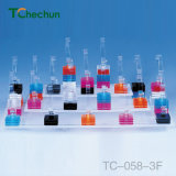 Plicity Farben-Acryl- und Plastikgeschenk-Uhr-Bildschirmanzeige