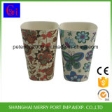 Le tazze di tè di bambù calde durevoli della fibra del commestibile di vendita comerciano
