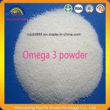 Huile de poisson brut en poudre Omega-3 assurée par qualité GMP en vrac avec étiquette privée