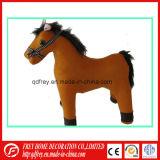 Jouet chaud de cheval de peluche de vente de modèle neuf avec du CE