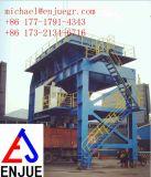 Тип материал изготовления передвижной насыпного груза разрядки хоппера индустрии подвижной