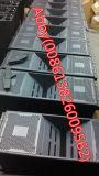 Vt4887 doble de 8 pulgadas Mini Altavoz de 3 vías sistema en línea