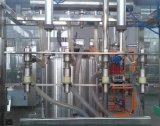 Monoblock recouvrant remplissant de lavage chaîne de production d'eau potable de position de 3 gallons