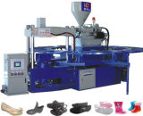 Rotary Jelly Shoes Injection Molding Machine (Triangle Mold)