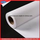 Waterproof High Quality Solvente Inkjet Cotton Canvas para impressão digital