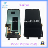 Affissione a cristalli liquidi astuta mobile dello schermo di tocco del telefono delle cellule per il bordo Displayer G9500 G950f di Samsung S8