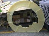 CNC, der Plastikfrontabdeckung für medizinische Ausrüstung maschinell bearbeitet