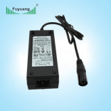 Cargador de batería UL Certified 2A 36V Li-ion cargador de bicicletas