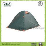 拡張の4つの人の二重層のキャンプテント