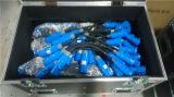 Подгонянный хобот кабеля случая полета алюминиевый