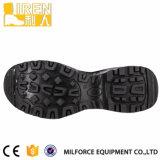 Хорошее качество черный цвет полиции тактические ботинки