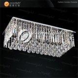 Hot Sale lampes en cristal moderne plafond pour l'hôtel/décoration intérieure OM88555