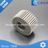 OEM d'usinage CNC en métal de haute précision partie pignon de la boîte de vitesses