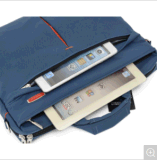 Sac fonctionnel d'affaires de tendance de sac à main d'ordinateur portatif avec la qualité