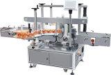Semi-Автоматическая пневматическая плоская машина для прикрепления этикеток стикера бутылки