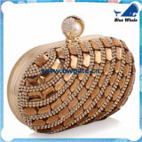 Bw1-074 Fawziya Embrayages de luxe Egg strass Evening Clutch Bags