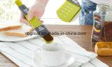 Herramientas de medición del nuevo gramo plástico ajustable creativo de las cucharas dosificadoras de la escala