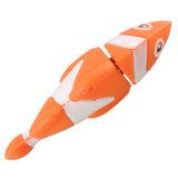 Cadeau personnalisé de PVC Fish USB Flash Drive Company