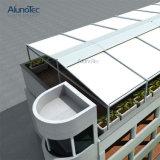 Toldo de alumínio do Pergola com o telhado automático do PVC