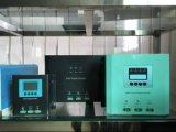 Contrôleur solaire de charge 30A 40A 50A de grand écran LCD neuf de Snat 2017 pour le système d'alimentation solaire