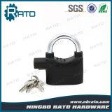 Serratura nera antifurto dell'allarme del portello sicuro della lega di alluminio con la certificazione