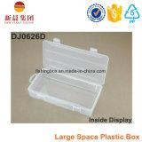 Grande boîte en plastique d'espace libre de l'espace