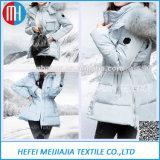 Qualitäts-Winter-Frauen-Gans-/Duck-unten Umhüllungen-langer Mantel
