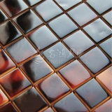 Azulejo de mosaico nacarado de la venta del shell caliente del tinte