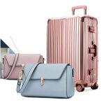 Signora di cuoio Handbag dell'unità di elaborazione di 2017 nuovi di disegno Mult-Colori di modo
