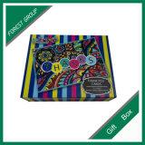 Obrigado Postcard embalagem colorida caixa de oferta