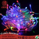220V firmemente na corda clara Multi-Color do diodo emissor de luz para o uso interno e ao ar livre