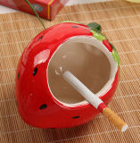 Het kleine MiniAsbakje van de Reis van de Sigaar van de Grootte Ceramische