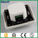 Ce/S 표 증명서는 램프를 위한 플라스틱 제광기 220V를 통과했다