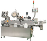 Machine à étiquettes auto-adhésive latérale adhésive de fonte chaude double