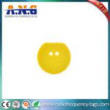 13.56MHz disque PPS tag RFID Tag coin blanchisserie pour les vêtements