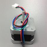 NEMA 17/42*42mm Elektrische Hybride Stepper 4wire het Stappen Motor voor 3D Printer