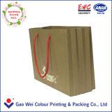Alta calidad de impresión personalizada bolsa de papel de la moda para ir de compras