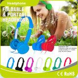 Produtos de promoção de fone de ouvido estéreo flexível