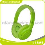 Écouteur d'écouteur de Bluetooth de prix usine avec la carte SD de mémoire