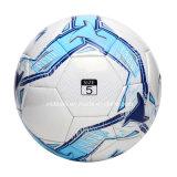 専門家PUエヴァの総合的な革サッカーボール