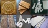 0609 مصغّرة [كنك] مسحاج تخديد عمليّة قطع و [إنغرفينغ مشن] زورق خشبيّة لأنّ زبد, لوحة