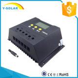 48V 50A de la Energía Solar Fotovoltaica grupo controlador de carga de batería CM5048