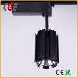 Les lampes LED Lampes LED Plafonniers piste 21W/24W/30W CONDUIT COB PAR28/PAR30 Voyant feux de piste